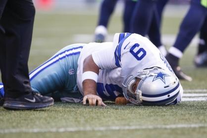 NFL: Preseason-Dallas Cowboys at Seattle Seahawks